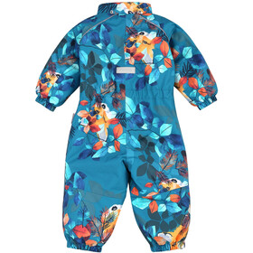 Reima Langnes Combinaison D'Hiver Enfants en bas âge, dark sea blue